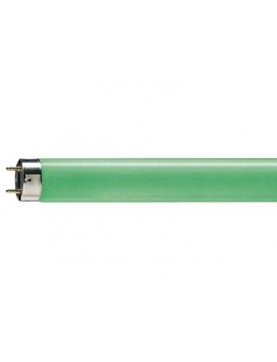 Philips Луминисцентна лампа TL-D тръбна 18 W G13 зелена