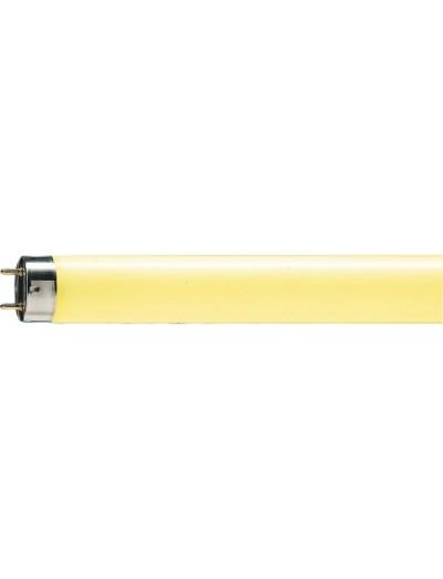 Philips Луминисцентна лампа TL-D тръбна 18 W G13 жълта