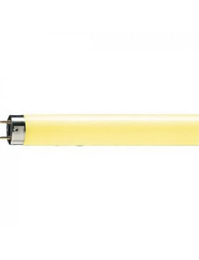 Philips Луминисцентна лампа TL-D тръбна 36 W G13 жълта