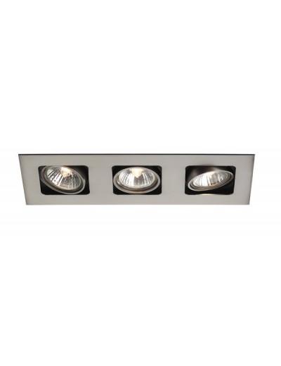 Philips Луни за вграждане 3xGU10 50W ARTEMIS