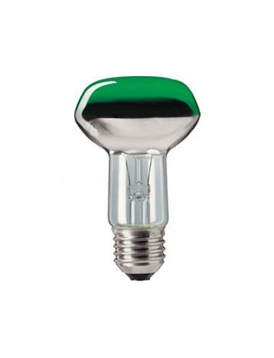 Philips Рефлекторна лампа рефлекторна 40 W E27 NR63 зелена