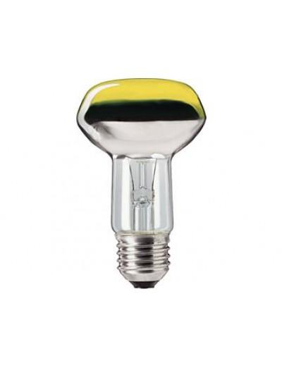 Philips Рефлекторна лампа рефлекторна 40 W E27 NR63 жълта
