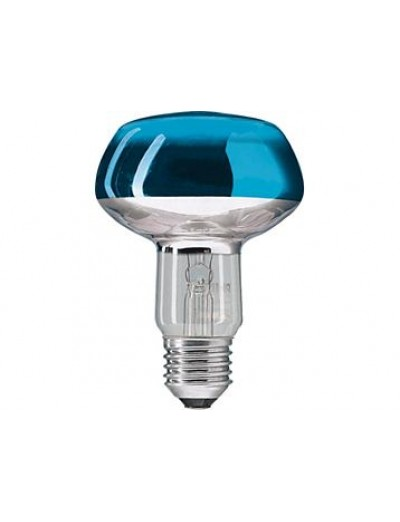 Philips Рефлекторна лампа рефлекторна 60 W E27 NR80 синя