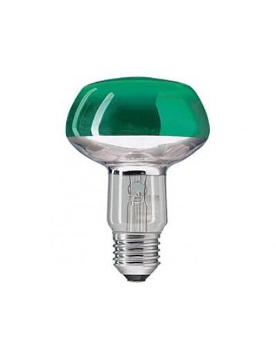 Philips Рефлекторна лампа рефлекторна 60 W E27 NR80 зелена