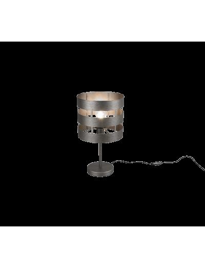 Reality Настолна лампа DUNCAN, E27, R50141067
