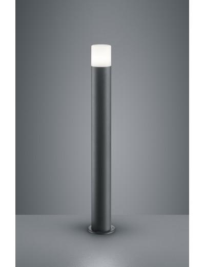 Trio Градинска лампа Hoosic 1xE27 Антрацит IP44 424060142
