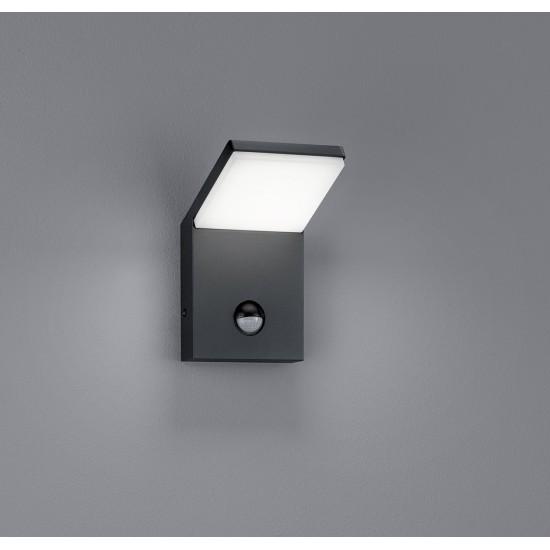 Trio Градинска лампа с датчик за движение PEARL 221169142 - Градински лампи