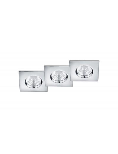 Trio Led луна за баня IP65 К-т 3 бр х 5 W Zagros 650610306