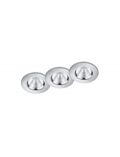 Trio Led луна за баня IP65 К-т 3 бр х 5 W Zagros 650710306