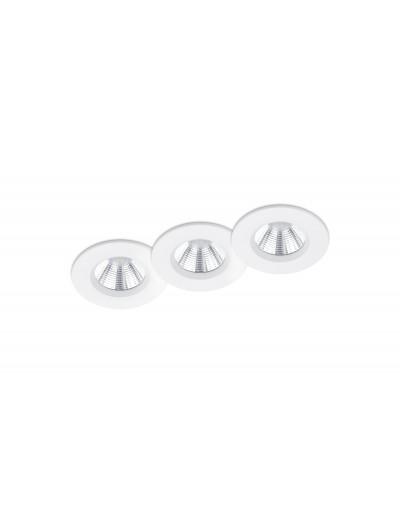 Trio Led луна за баня IP65 К-т 3 бр х 5 W Zagros 650710331