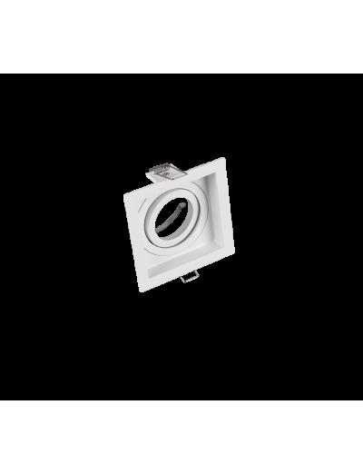 Trio Луна за вграждане KENAI, 1 x GU10, 15W, бяла 651600131