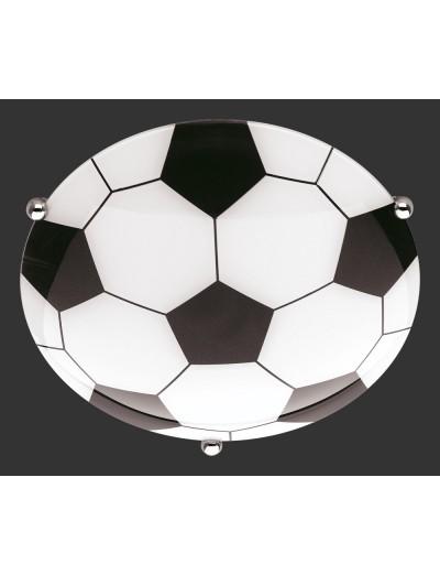Trio Плафониера футболна топка 6160011-00