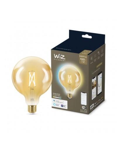 WiZ Wi-Fi LED лампа 50W G125 E27 Amb TW 871869978681600