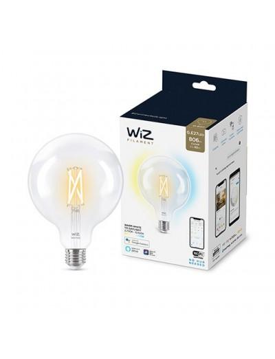 WiZ Wi-Fi LED лампа 60W G120 Globe E27 CL TW 871869978671700