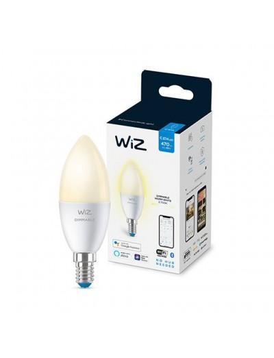 Wiz Wi-Fi LED лампа BLE 40W C37 E14 DIM 871869978621200