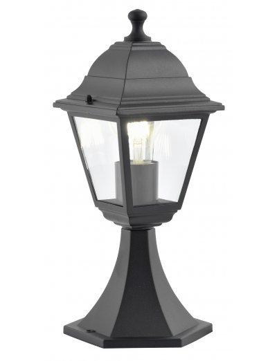 Belight Градинска лампа стояща 1хE27 Черен IP44 34014-01-30