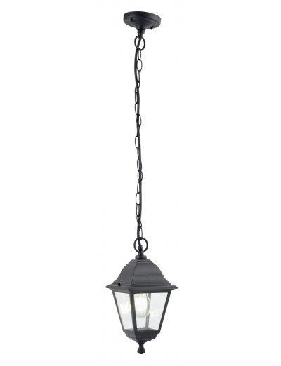 Belight Градинска лампа висяща 1хE27 Черен IP44 34015-01-30