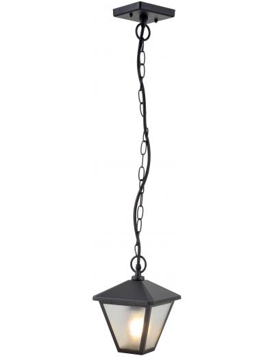Belight Градинска лампа висяща 1хE27 Черен IP44 34075-01-30