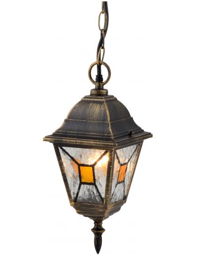 Belight Градинска лампа висяща 1хE27 Златна патина IP44 34015-11-42