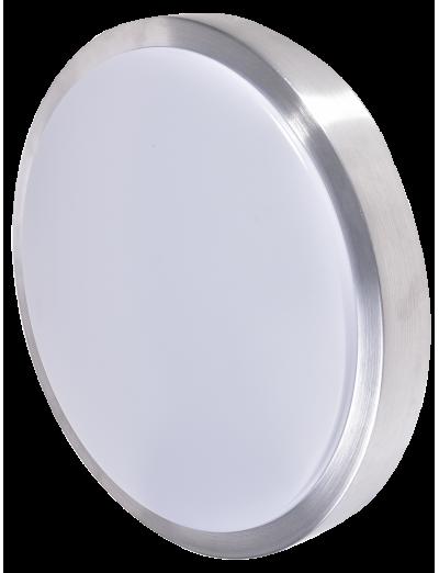 Belight Плафониера 18W Интегриран LED 1440lm Инокс 70618-33-31