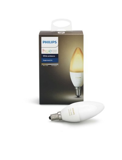 Philips HUE Hue Ambiance  LED лампа 6W B39 E14 871869669520300