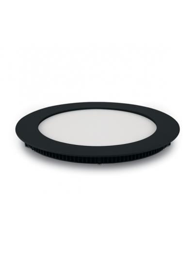 One light Луна за вграждане фиксирана Кръгла IP40 10112FA/B/W