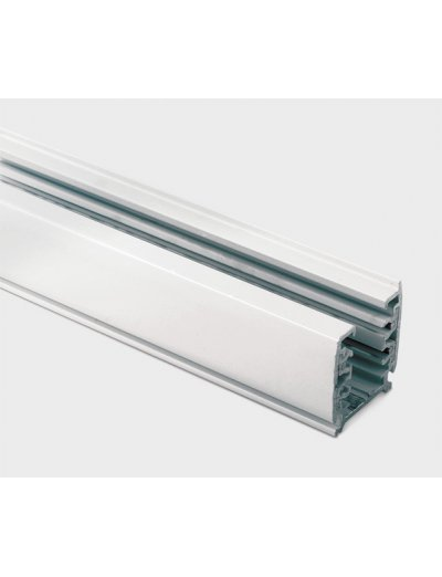 One light Шина за спот 3 метра, бяла 40003A/W