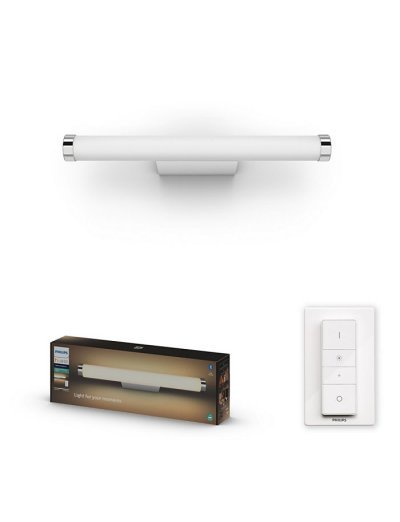 Philips HUE Аплик Adore 13W WA Интегриран LED 1050Lm 3418331P6