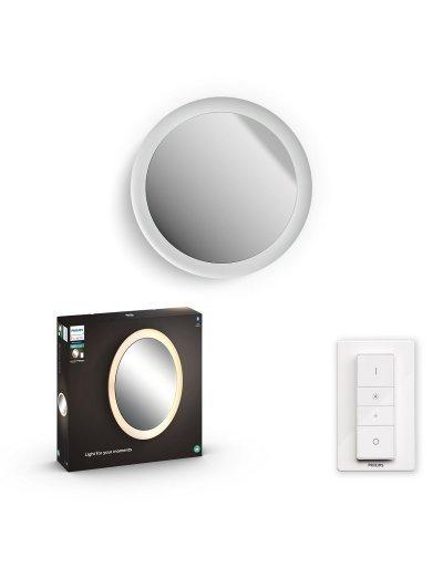 Philips HUE Аплик Adore 40W WA Интегриран LED 2400Lm 3418631P6