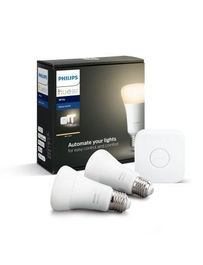 Philips HUE К-кт 2 бр. LED лампи White 871869678521800