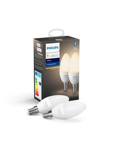 Philips HUE К-кт 2 бр. LED лампи White 871869967127300