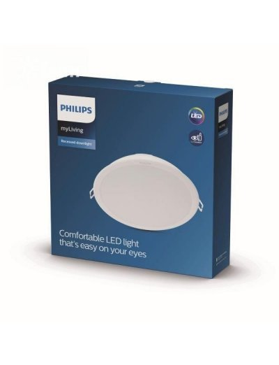 Philips LED панел 6 W 3000 K Meson 59444.31.E1