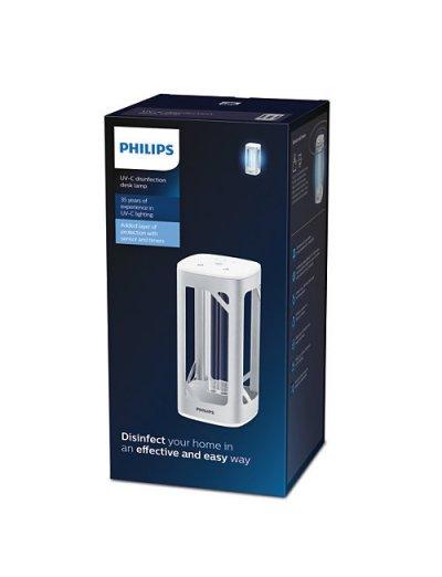 Philips Настолна лампа за дезинфекция UV-C 871951430508300