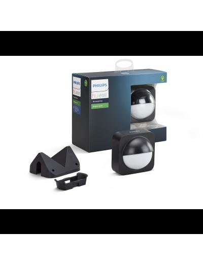 Philips, Сензор за движение външен, WiFi, Hue Sensor, IP54, Черен, 871869962547400