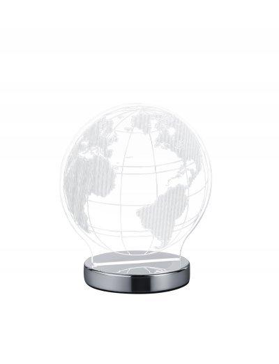Reality LED Настолна лампа GLOBE R52481106