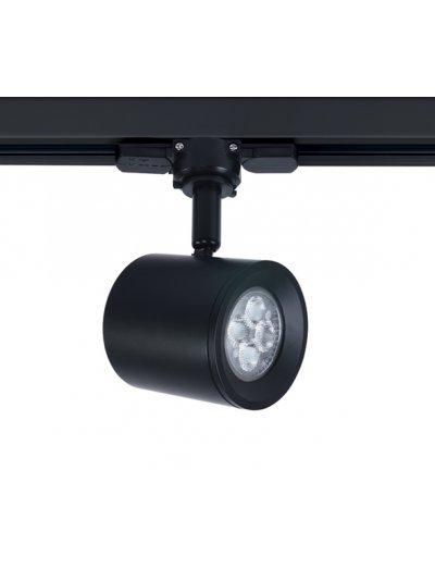 One light Спот за релса черен 35W GU10 65520T/B