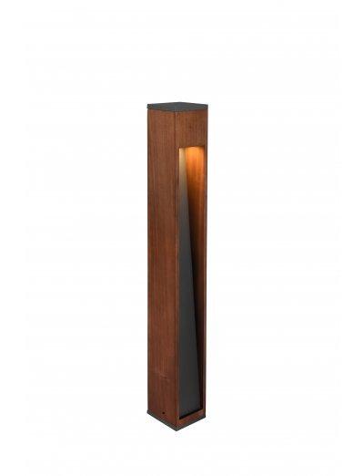 Trio Градинска лампа стояща Canning, GU10, 5W IP44 409660130
